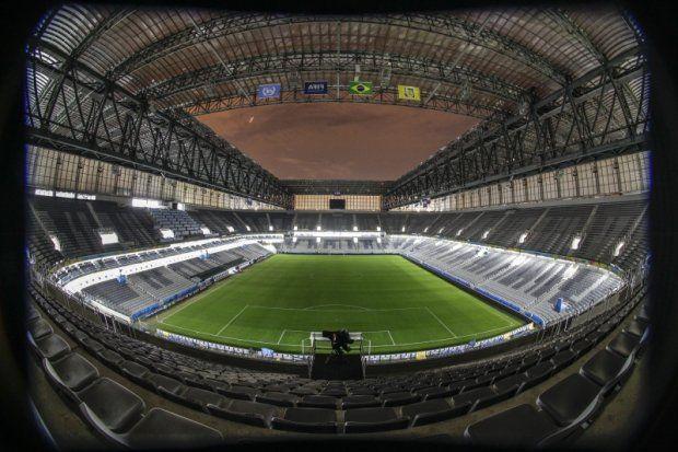 Estádio Joaquim Américo Guimarães, Arena da Baixada, Caldeirão... orgulho Atleticano. Parabéns pelos 100 anos.