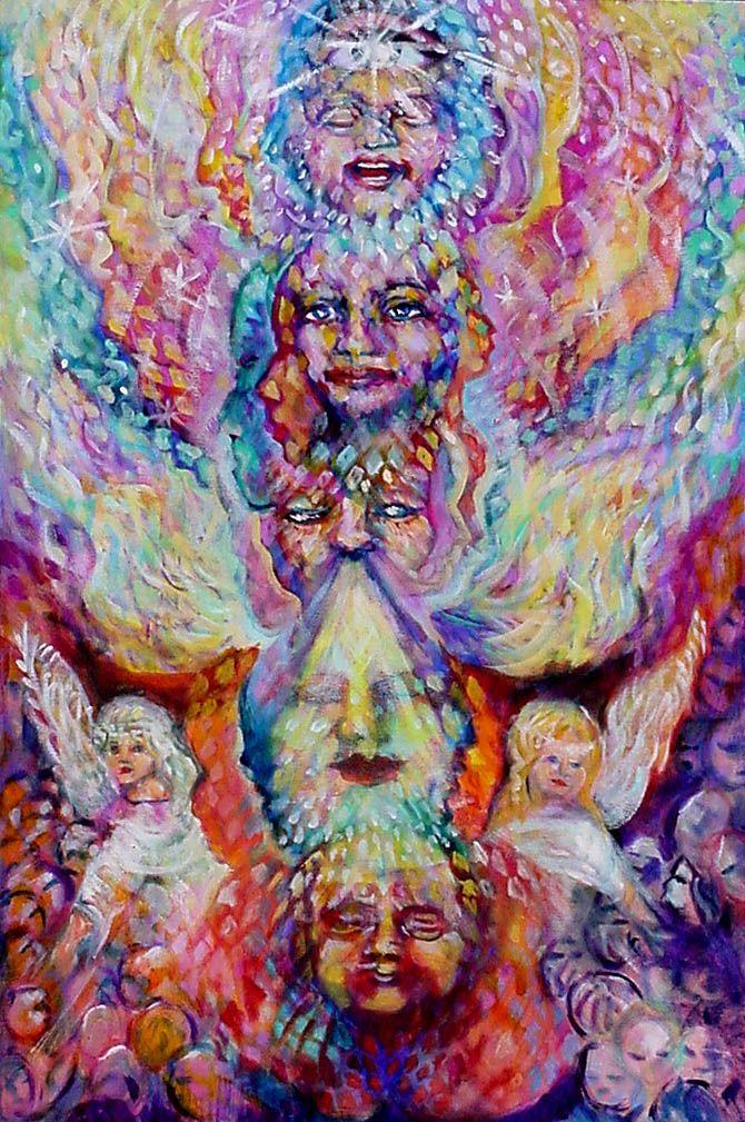 Resurrection (aeon) Creators Path Tarot  Anna Mills  Raimondi