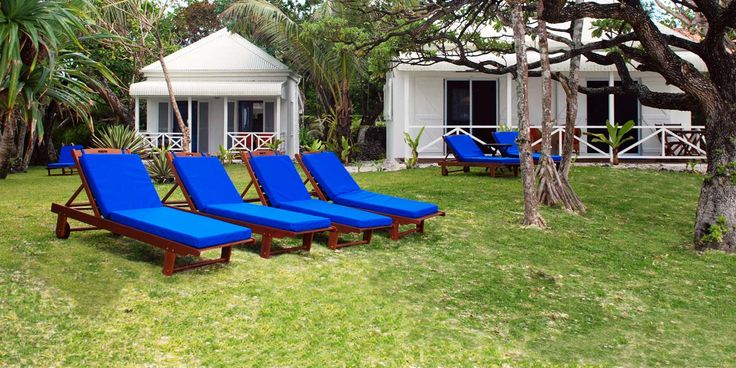 Tamanu on the Beach, Vanuatu  - Luxurious Private Cottages for Couples