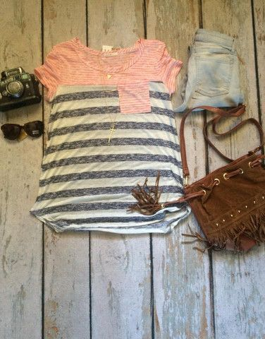 Patriotic Tee | SexyModest Boutique #smbfaves