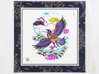 17 best Multicolour Chinese Paper Cutting images on Pinterest   Au ...