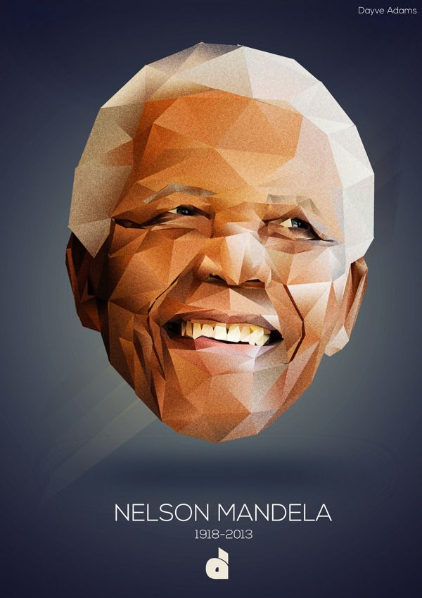 Brilliant African digital artists pay tribute to Nelson Mandela