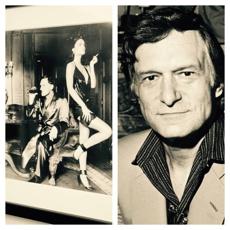 HUGH HEFNER ON OUR WALL OF FAME *** Chicago born Hugh Marston Hefner is a self-made millionaire and an adult magazine publisher. He founded Playboy Enterprises, a global media and lifestyle company that also includes the famous Playboy magazine.