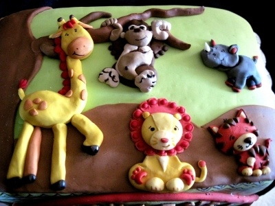 ... Cakes on Pinterest  Disney parties, Birthday cakes and Jungle book