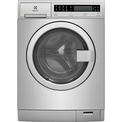 Electrolux 24-in 2.8 Cu Ft Stackable Front-Load Washer (Stainless Steel) ENERGY STAR