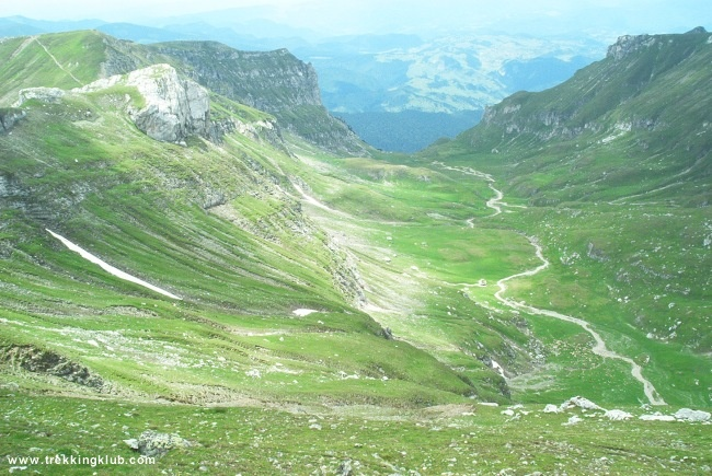 Valley of the deer (Cerbului) - #Bucegi_mountains