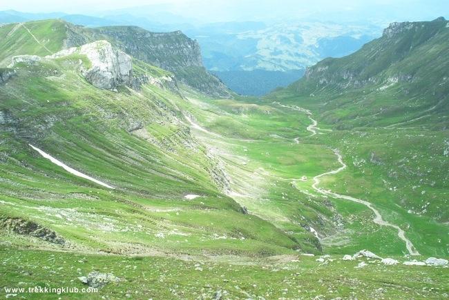 Valley of the deer (Cerbului) - #Bucegi_mountains