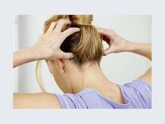 Entspannungsübungen für Kiefer, Nacken und Schultern: Teil 1