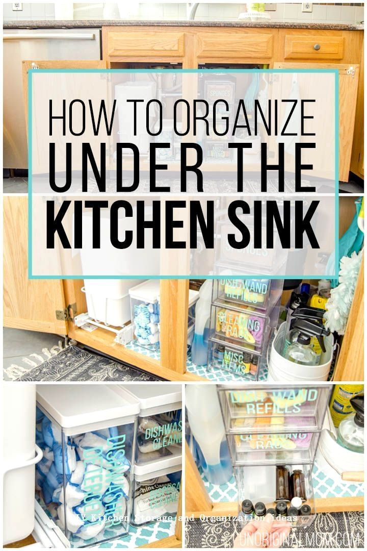 10 Amazing And Easy Storage Ideas For Your Kitchen 1 In 2019