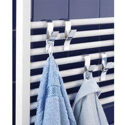 Crochets sèche serviettes, spécial radiateurs, lot de 4 La Redoute Interieurs - Salle de bain
