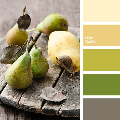 beige, bright yellow, bright yellow colour, brownish-green, colour combination, colour combination for repair, colour of green pear, colour of greenery, colour of marsh, colours of spring, creamy-brown, gentle brown,