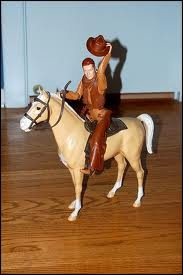 Johnny West and Thunderbolt. I had the whole set when I was a kid!