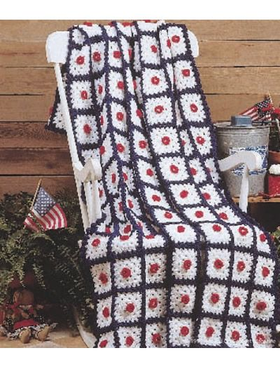 Patriots Crochet Afghan Pattern : 101 best Crochet Americana images on Pinterest