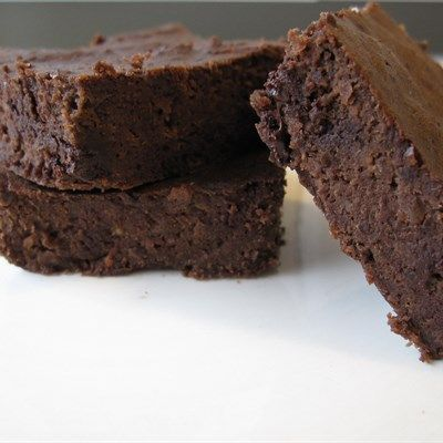 The Best Chocolate Brownies  1 Proteins  1 Fats  1 Carbs Prep Time: 10 Cook Time: 30 Servings: 8  Ingredients  3 large eggs 3 tbsp melted butter 2 tbsp melted coconut oil 1/4 cup cocoa powder 1/8 tsp salt 2 tsp vanilla 5 tbsp steviva blend 2 oz of extra dark chocolate 2 dashes of cayenne pepper Nuts (optional) 1 1/2 cup canned black beans, rinsed and drained.