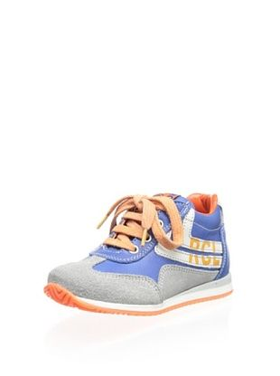 67% OFF Romagnoli Kid's Casual Sneaker (Light Blue)