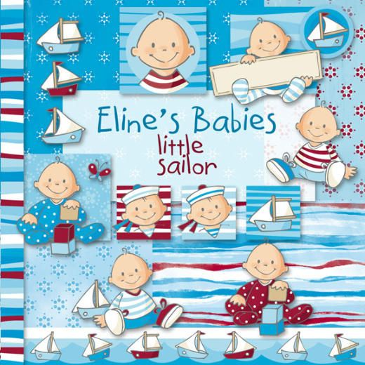 Eline's Digi Set – Little Sailor