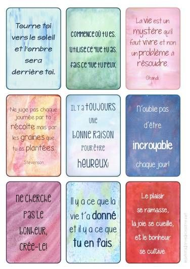 cartes positives 04