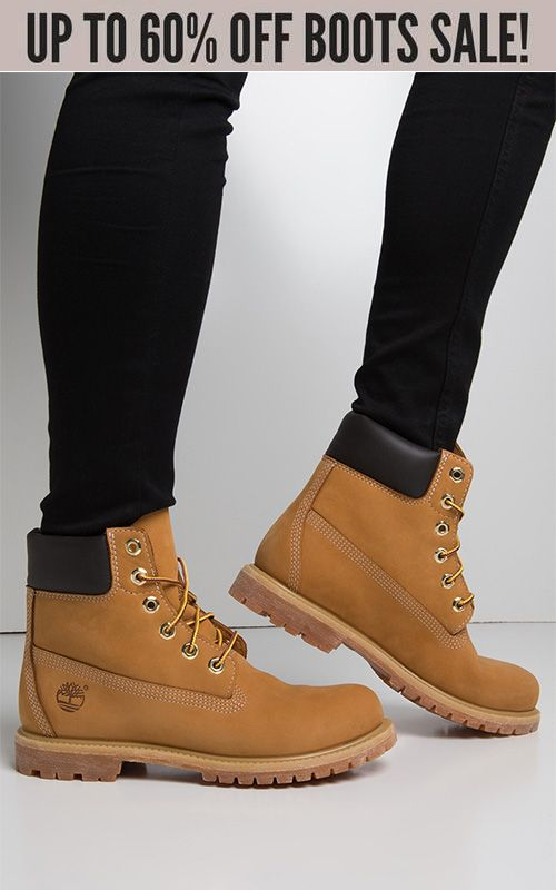 As low as C$42 Timberland Boots \u0026 Shoes