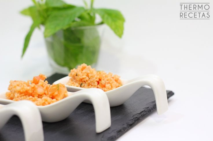 Taboulé, ensalada fría de couscous