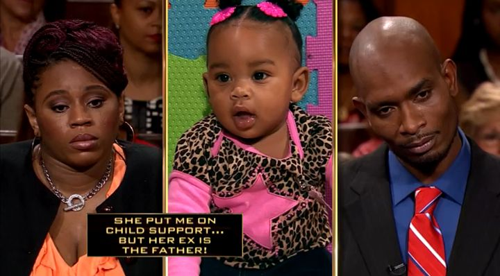Judge Lauren Lake's Paternity Court TV Show: Mon-Fri