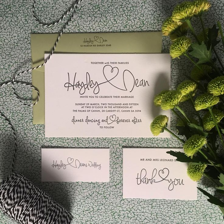 Organic olive green- such a gorgeous wedding stationery set.   #fentonink #letterpress #letterpresslove #weddingstationery #weddinginspiration #foreverafter #lovemyjob