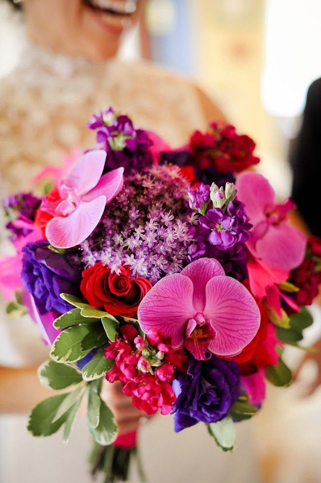 12 Stunning Wedding Bouquets - 30th Edition   bellethemagazine.com