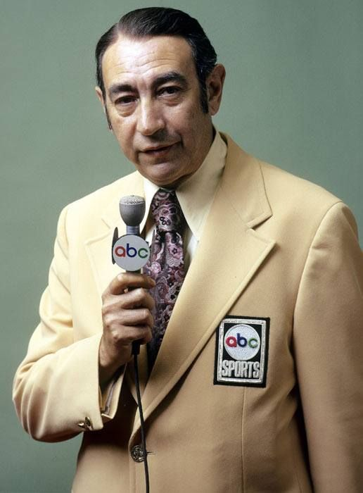 Howard Cosell (March 25, 1918, - April 23, 1995).