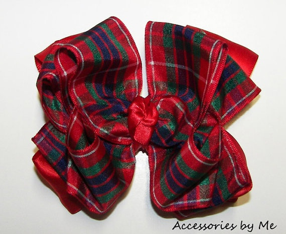 Fancy Red & Green Tartan Holiday Portrait Plaid by accessoriesbyme #fall #zulily