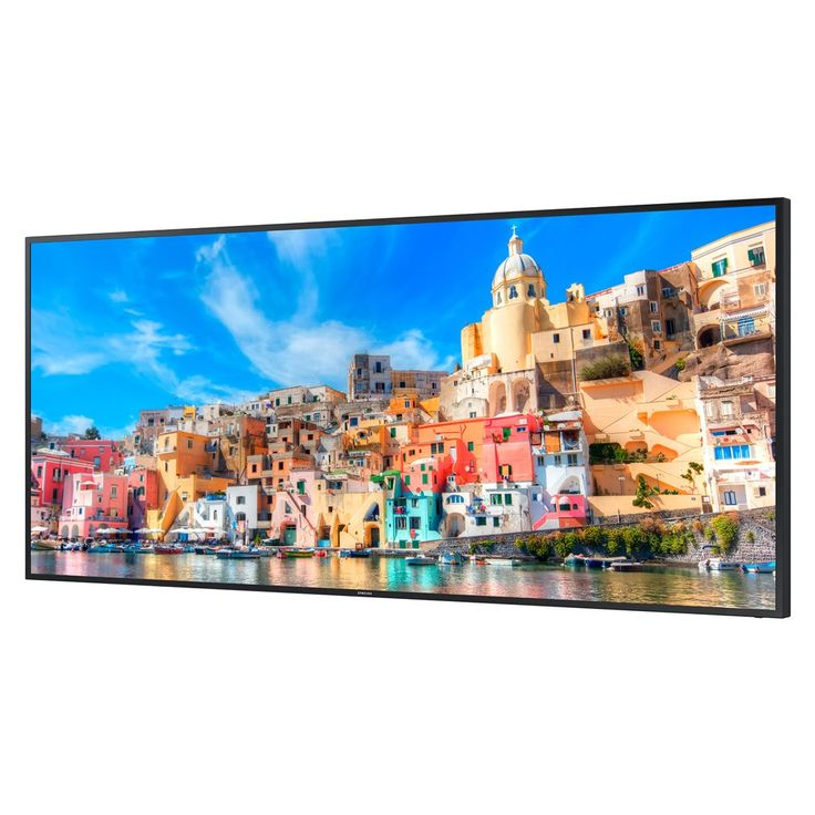 Samsung Smart Signage UHD QM105D LED
