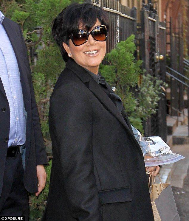 3fc5ee1311c Kris Jenner Tom Ford Sunglasses