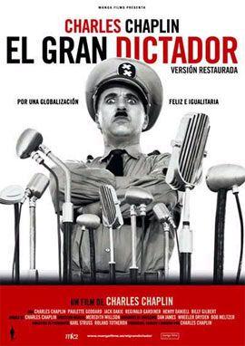 El Gran Dictador Poster | Carteles de Cine y Posters