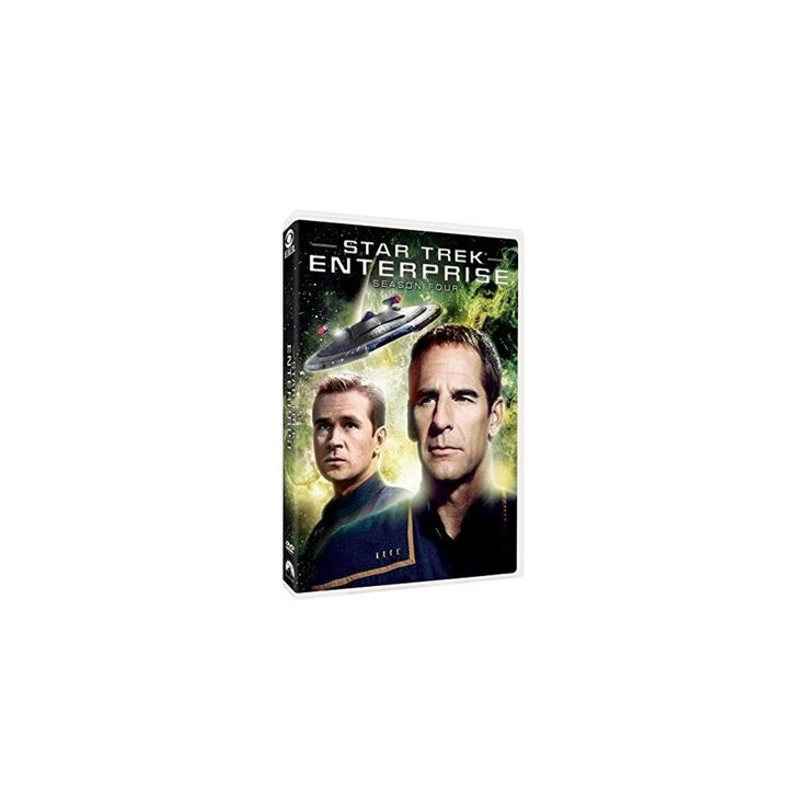 Star Trek: Enterprise - the Complete Fourth Season (Dvd)