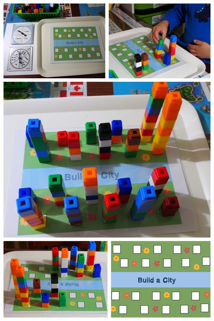 Unifix Cubes Print & Play Counting Game Mats « United Teaching