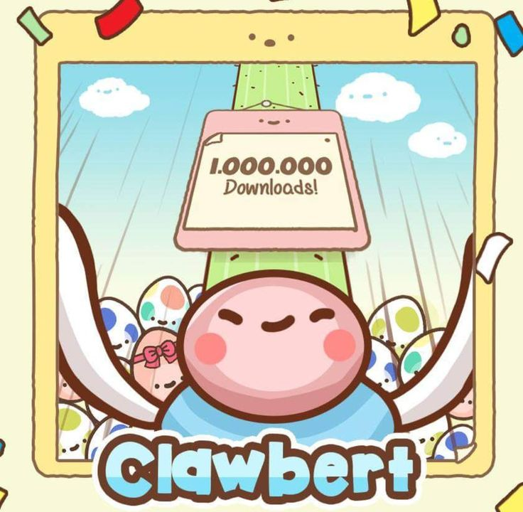 Magic Word: 1000000friends #clawbert #magicword #code