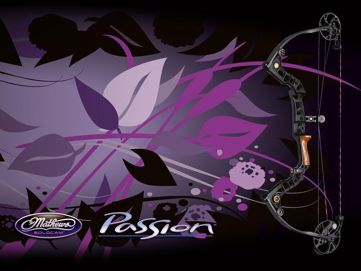 Passion (Black) #Archery #Mathews