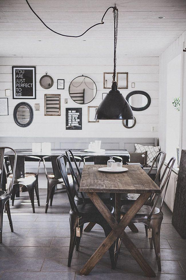 Best ideas about rustic restaurant design on pinterest