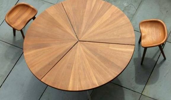 The Circle Table by design duo Craig Bassam and Scott Fellows ...