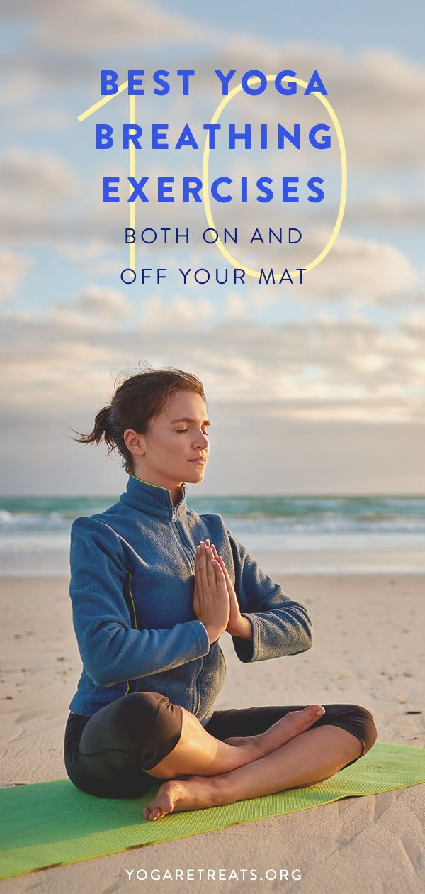 The 10 Best Yoga Breathing Exercises, Both On and Off Your