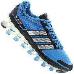 Tênis adidas Springblade - Feminino - Azul Cla/Prata Desconto Centauro para Tênis adidas Springblade - Feminino - Azul Cla/Prata por apenas R$ 999.90.