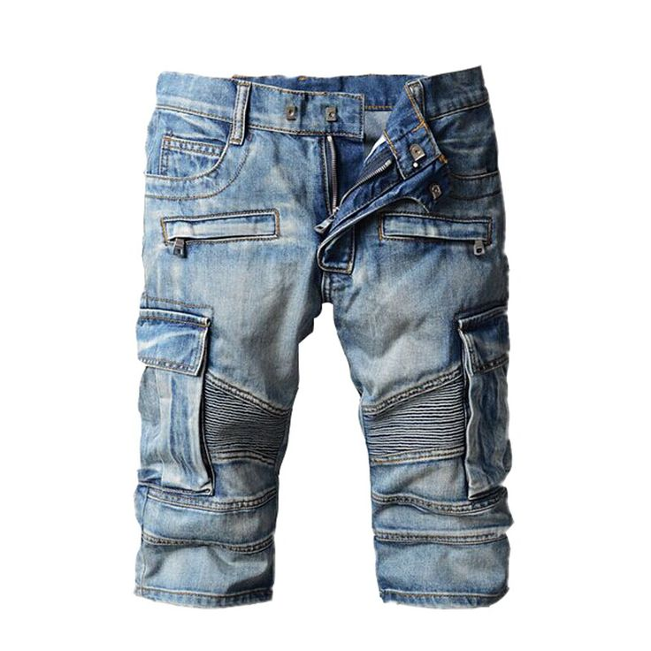 Find More Shorts Information about Fashion Men Ripped Jean Biker Classic Skinny Slim Short Straight Denim Shorts Summer,High Quality shorts summer,China slim short Suppliers, Cheap fashion shorts from Attractive Hot Store on Aliexpress.com
