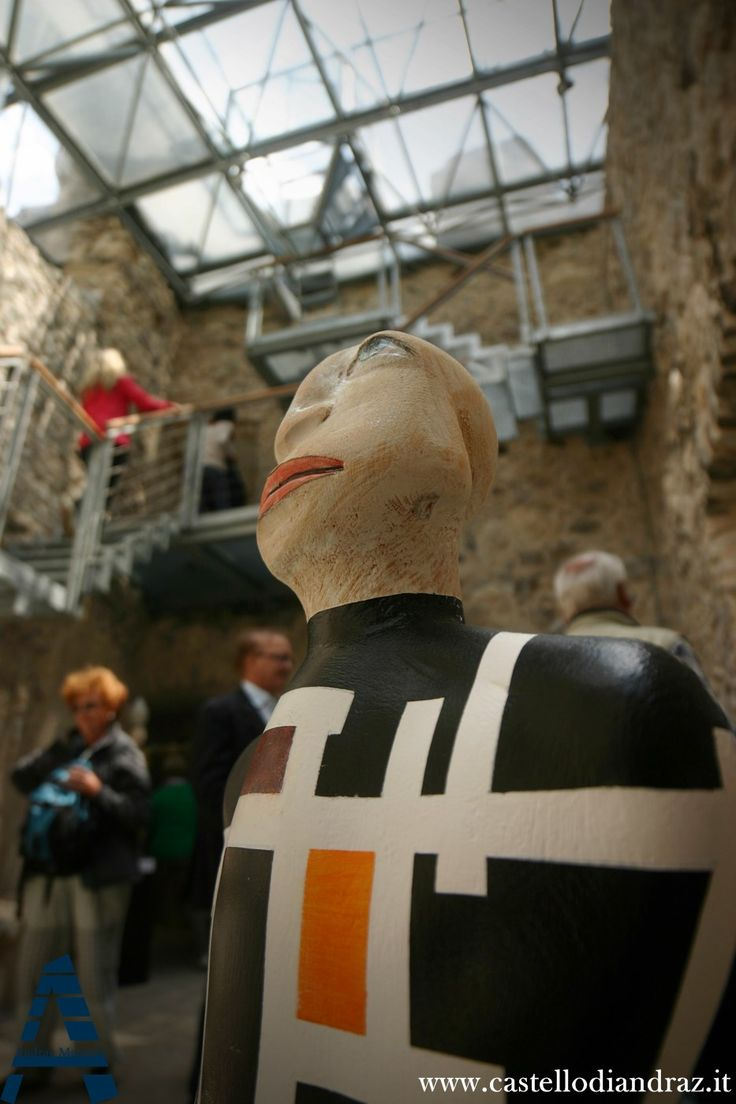 #Andraz Castle: Exhibition of #MATTHIAS-SIEF - #FAI www.castellodiand... - The Gallery in Andraz's fb fan page. #Dolomiti #Dolomites #Dolomiten #Dolomitas #Buchenstein #Livinallongo #Arabba