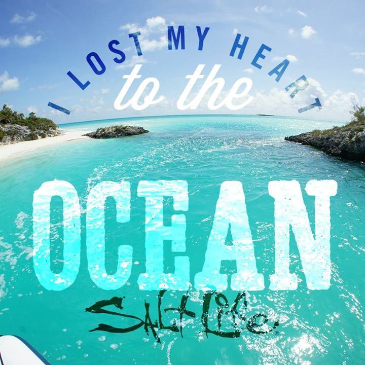 """I lost my heart to the ocean"" #saltlife #wilmingtonnc #wrightsvillebeach www.sallingtate.com"