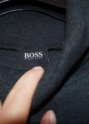 Kup mój przedmiot na #vintedpl http://www.vinted.pl/odziez-meska/swetry-z-golfem-swetry-ze-stojka/15285183-sweter-hugo-boss-meski-rozmiar-m-kolor-szary-grafitowy