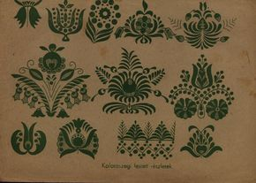 Hungarian Embroidery - Kalotaszeg. Kalotaszeg is a region in Transylvania, Romania. It is one of the few areas in Western Romania with a significant Hungarian population, and it is a stronghold of old Transylvanian Hungarian folk traditions.