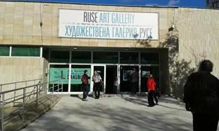 Vernisaj Bienala Intern. Danubiana, Ruse, 24 sept. 2014