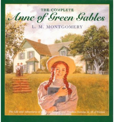 The brilliant Anne of Green Gables series - I've read them all