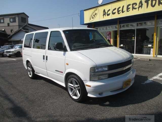 2001 Chevrolet Astro -
