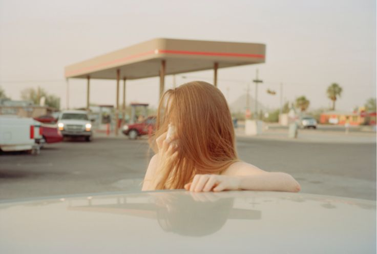 """photo by tilde jensen   i like this image because it reminds me of a game i played where we had to guess a specific location and ask questions about that location. when petrol station was the location a question asked was """"how often do you go to this place"""" the answer was """"when i need to go somewhere """"  i thought this could be an idea for far,  when we travel somewhere by car, we need something other then a car to get us there (fuel)"""