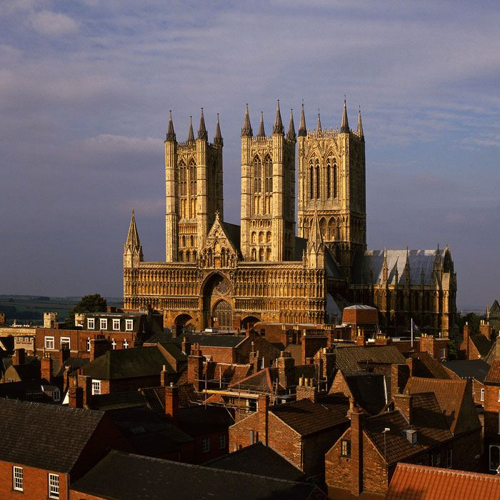 Are these the ten best landscapes in Britain? Lincoln Cathedral