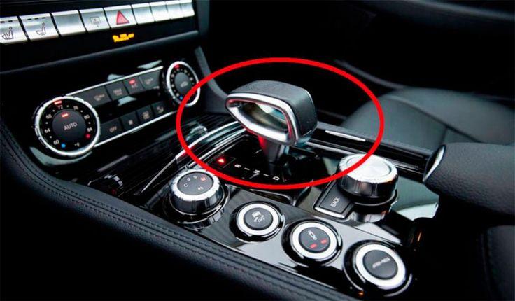 FORSIKTIG å sleper bil med automatkasse